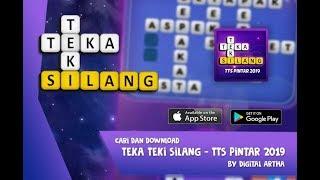Teka Teki Silang - Game Mobile Android TTS Pintar Terbaru 2019 screenshot 4