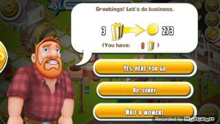 hay day level 51 farm ichsan event sell road shop get to point part 2