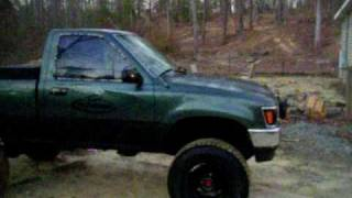 94 toyota pickup 4x4 4 inch lift