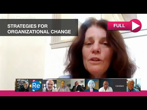 Using Technology to Facilitate Organizational Change (Roundtable) | Reinvent the University
