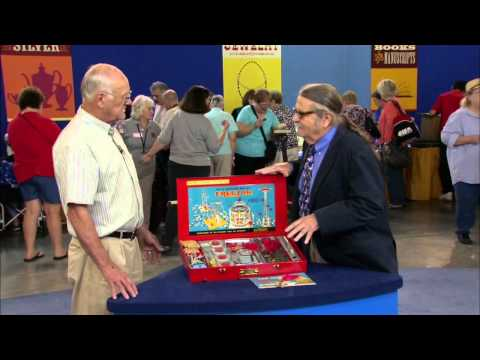 Antiques Roadshow: Baton Rogue, Louisiana