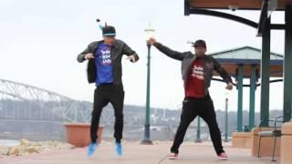 Skrillex & Damian Marley Make it Bun Dem Dubstep  Dance Video Far Cry 3   iCameo & El Tiro