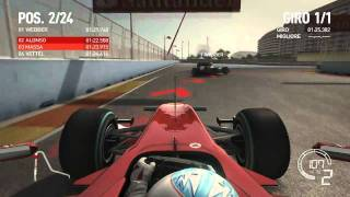 Formula 1 2010 - PC Gameplay