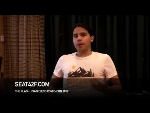 Carlos Valdes THE FLASH Interview Comic Con HD