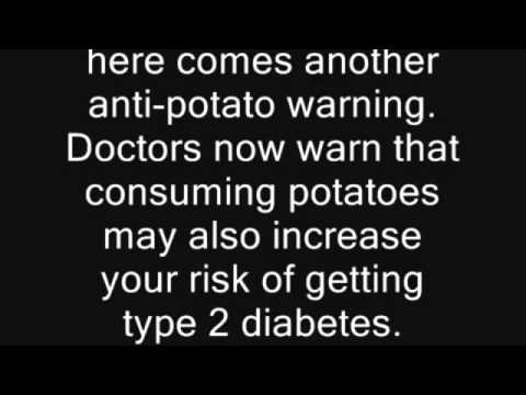 Eating potatoes could trigger diabetes, study finds