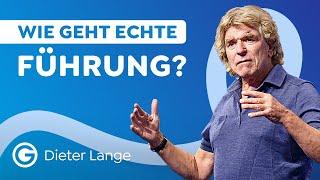 Exzellenz in Leadership: Wodurch zeichnen sich echte Leader aus? // Dieter Lange