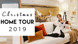 Christmas Decorating Home Tour by Interior Designer Rebecca Robeson