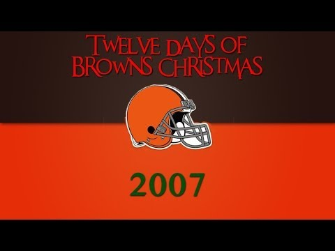 12 Days of Browns Christmas 2007