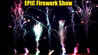 4th of July Firework Show 2021 (Legends Are Made)!