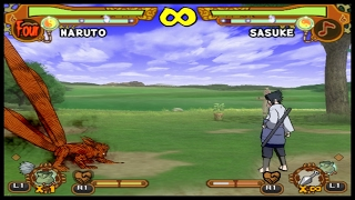(LIVE)Naruto Ultimate Ninja 5 (PS2) - DESAFIOS HARD CORE!!