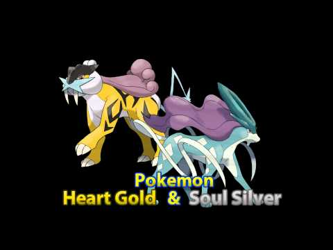 how to catch raikou in heartgold
