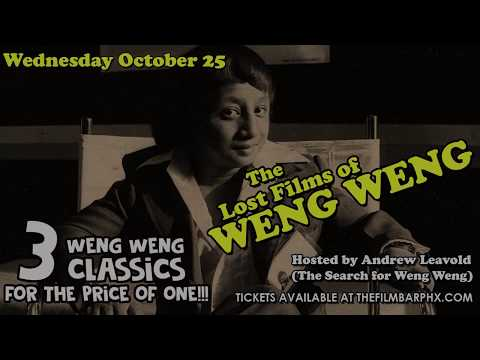 The Lost Films of Weng Weng