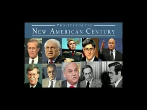 9/11 - Nation Building with the controversial Project for the New American Century (PNAC)?