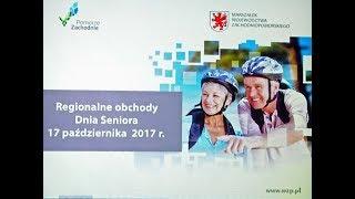 ZACHODNIOPOMORSKIE REGIONALNE OBCHODY DNIA SENIORA 2017