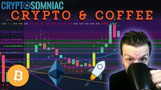 📈 Crypto & Coffee l Stellar XLM Prediction | CA pro-BTC Governor | Bitly Blocking Crypto?