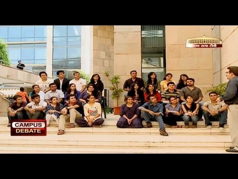 Campus Debate - TERI University (New Delhi)