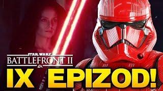 POTENCJALNA Zawartość DLC EPIZODU IX! Star Wars Battlefront 2 PL