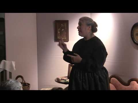 Conway Historical Society - Mary Todd Lincoln (performed by Kathy Kennedy Llamas