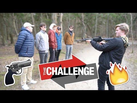 GUN CHALLENGE!