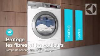 IronAid: le sèche-linge d'Electrolux