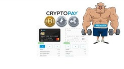 Most convenient Crypto Wallet CRYPTOPAY- Debit Card with bitcoins! How to create bitcoin wallet.
