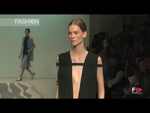 CRISTINA REAL Spring 2015 Lisbon - Fashion Channel
