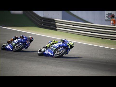 MotoGP 18 | Career Pt 39: A Bit Of Carnage At Motegi! (Xbox One X)