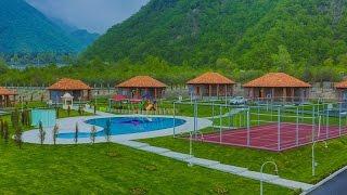 Şeki Park Hotel, отель в Шеки Азербайджан
