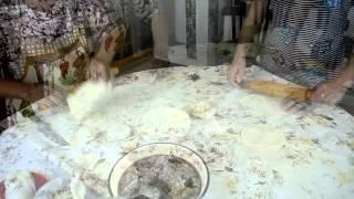 Крымскотатарские чибереки