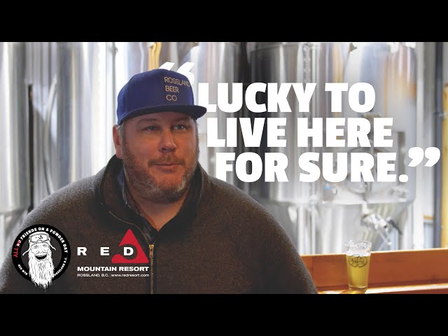 All Friends Community | Petri Rossland Beer Co