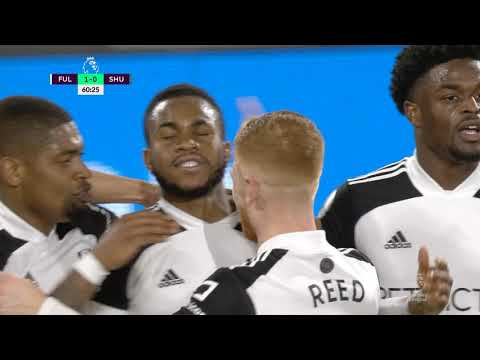 Fulham Sheffield Utd Goals And Highlights