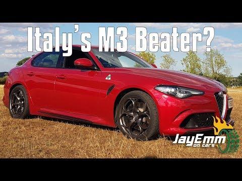 The Alfa Romeo Giulia Quadrifoglio - Have Alfa Really Beaten BMW At Their Own Game?
