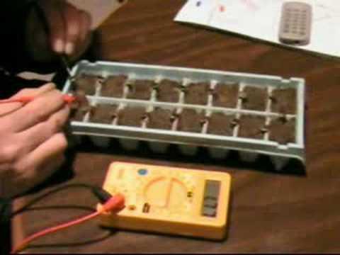 12V Earth battery