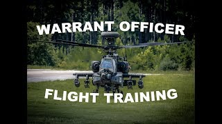 How do YOU get selected for Warrant Officer Flight Training?