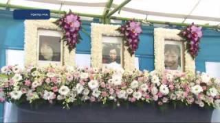拳銃使用・3人殺害事件 間もなく14年被害者悼み追悼式