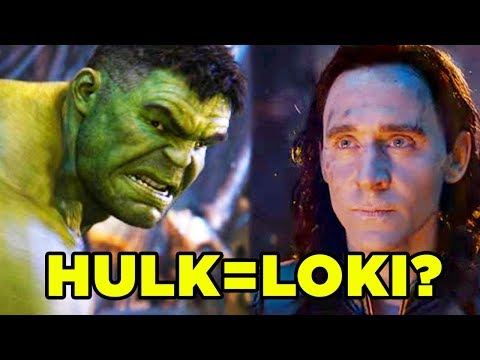 INFINITY WAR - Where Was Hulk? (Loki = Banner Theory EXPLAINED!)