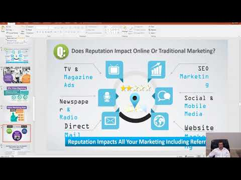 What is reputation marketing? Part 1 | Call 818-570-3363 Professional Optimizer