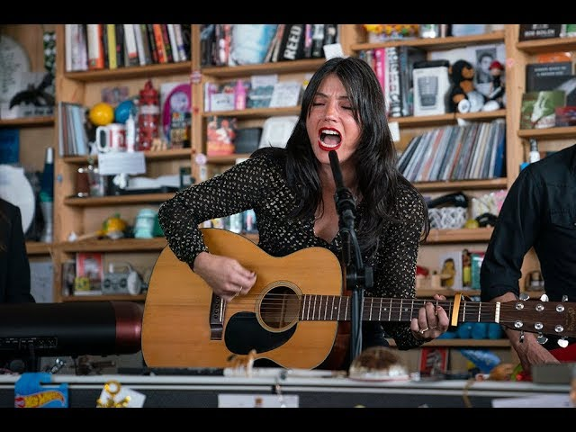 Sharon Van Etten: NPR Music Tiny Desk Concert
