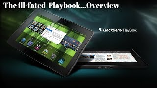 I liked the BB Playbook-wish they had updated it