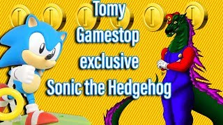 Tomy Gamestop Exclusive Classic Sonic the Hedgehog Review