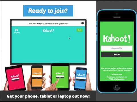 Formative Assessment with Kahoot!   Administration   Ashland University
