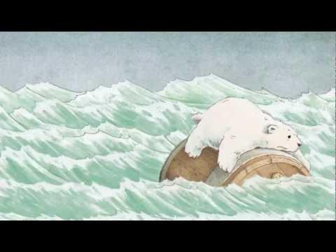 Little Polar Bear, by Hans de Beer