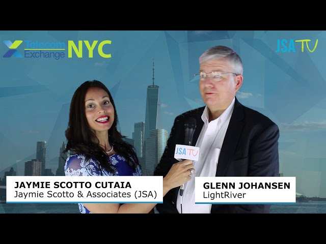 TEX NYC 2019: LightRiver President & CEO on Exciting 2019 Award Wins & Projects Ahead