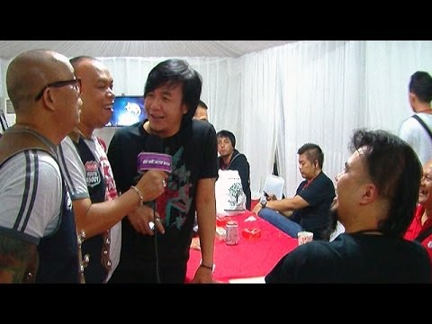 Reuni Band Dewa 19 Di Palembang - Intens 16 Desember 2013