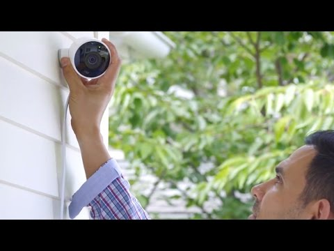 Nest's New Outdoor Security Camera