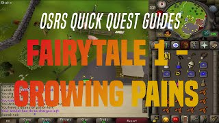 Quick Quest Guides - Fairytale 1 - Growing Pains 12:00