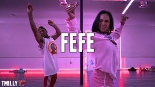 FEFE | 6ix9ine featuring Nicki Minaj | Aliya Janell Choreography | Queens N Lettos