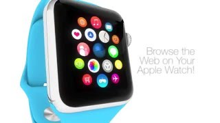 iBrowseWeb - Premium Apple Watch Web Browser &  Search Engine