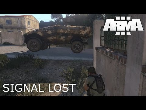 ArmA 3 Single Player Adapt Part 1 Signal Lost Playthrough