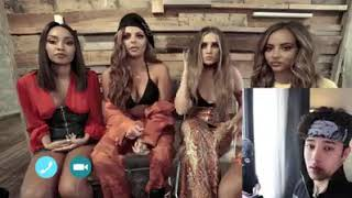 CNCO ft. Little Mix - Reggaeton Lento  (REMIX)